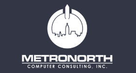 MetroNorth Computer Consulting Logo